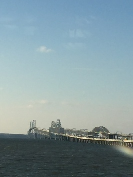 Super- crazy bridge.